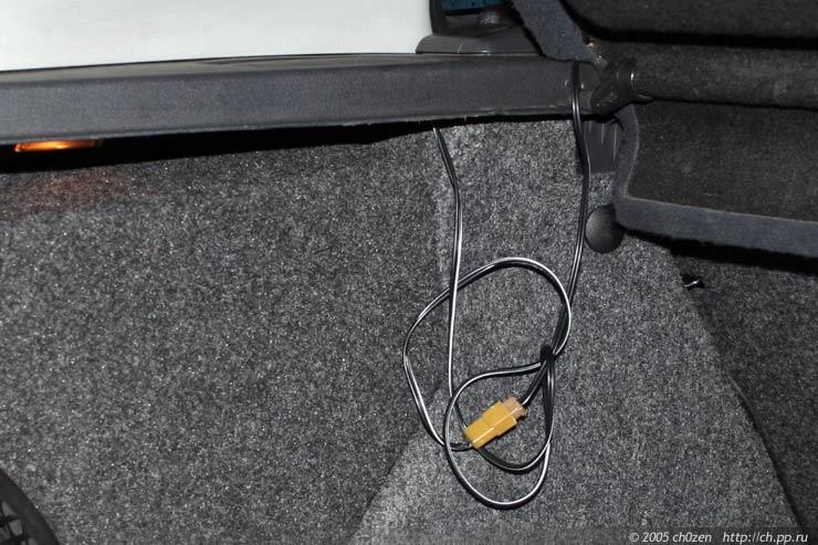 Как сделать подсветку багажника приоры